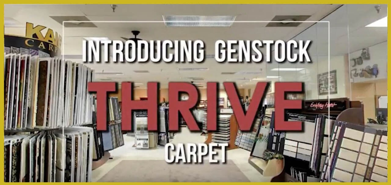 Introducing Genstock Thrive carpet from General Floor in Lancaster, PA
