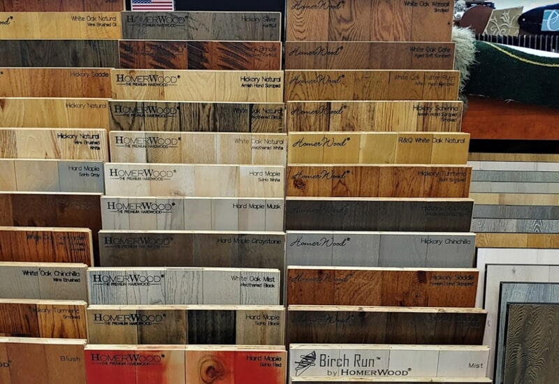 HomerWood flooring for your Cave Junction, OR home from Quality Flooring