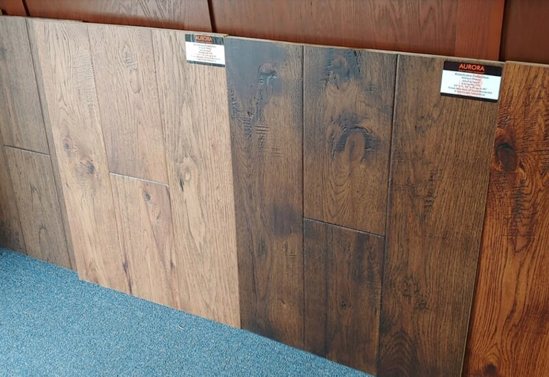 Classic wood flooring for your Cave Junction, OR home from Quality Flooring