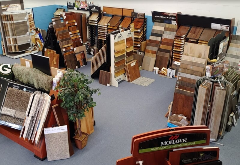 Meet here with our showroom professionals to find your perfect flooring