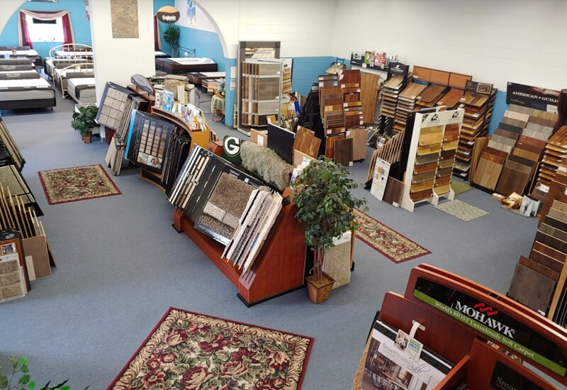 Come see our large selection of flooring in our Grants Pass, OR showroom