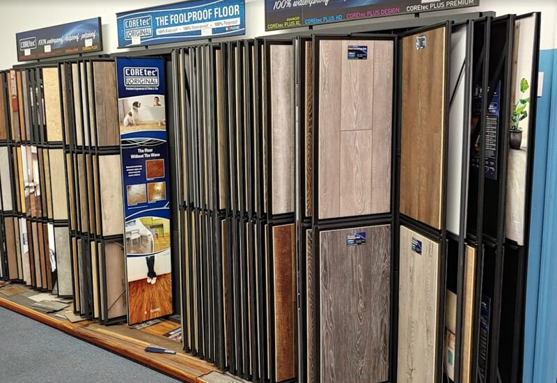 Get the perfect luxury vinyl flooring for your Medford, OR home from Quality Flooring