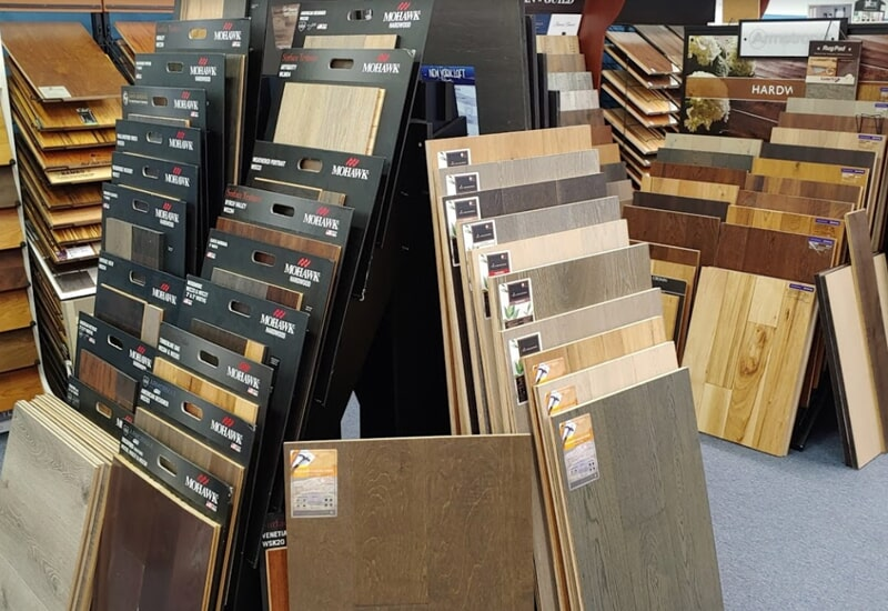 Modern wood look flooring for your Merlin, OR home from Quality Flooring