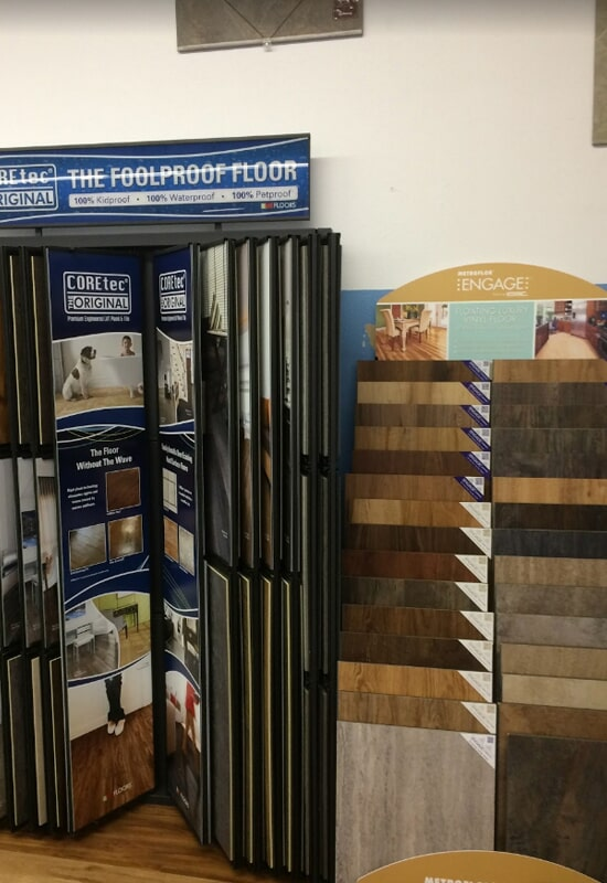 Get waterproof flooring in Grants Pass, OR with COREtec from Quality Flooring