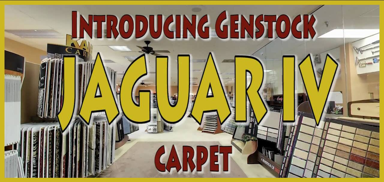 Introducing Genstock Jaguar IV carpet from General Floor in West Chester, PA