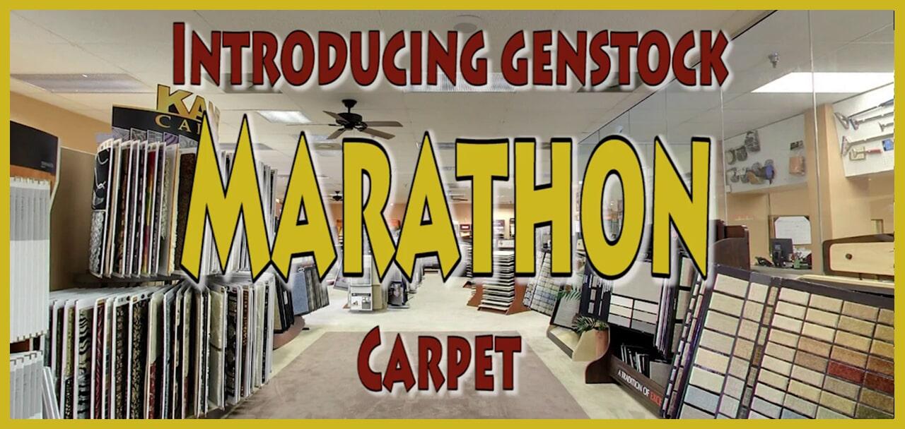 Introducing Genstock Marathon carpet from General Floor in Hatboro, PA