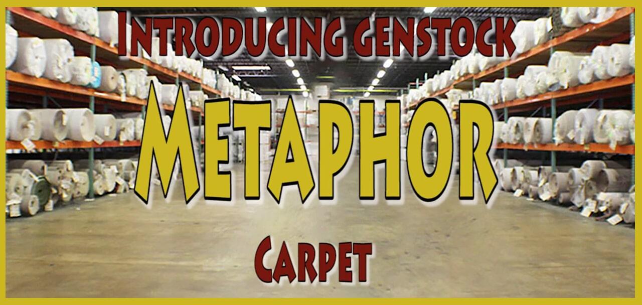 Introducing Genstock Metaphor carpet from General Floor in Pennsauken Township, NJ