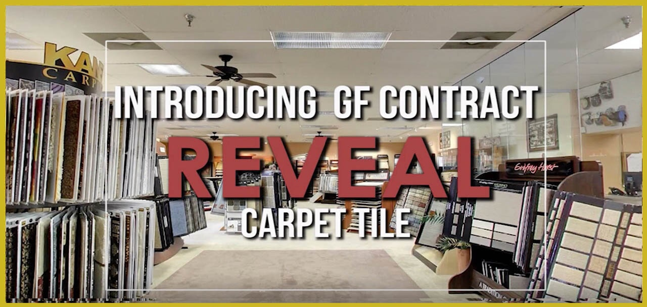 Introducing GF Contract - Reveal Carpet Tile at General Floor in Bensalem, PA
