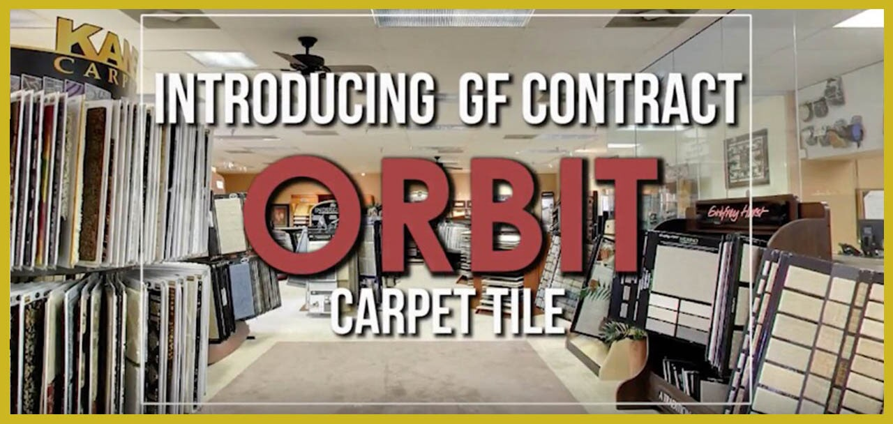 Introducing GF Contract - Orbit Carpet Tile at General Floor in Cherry Hill, NJ