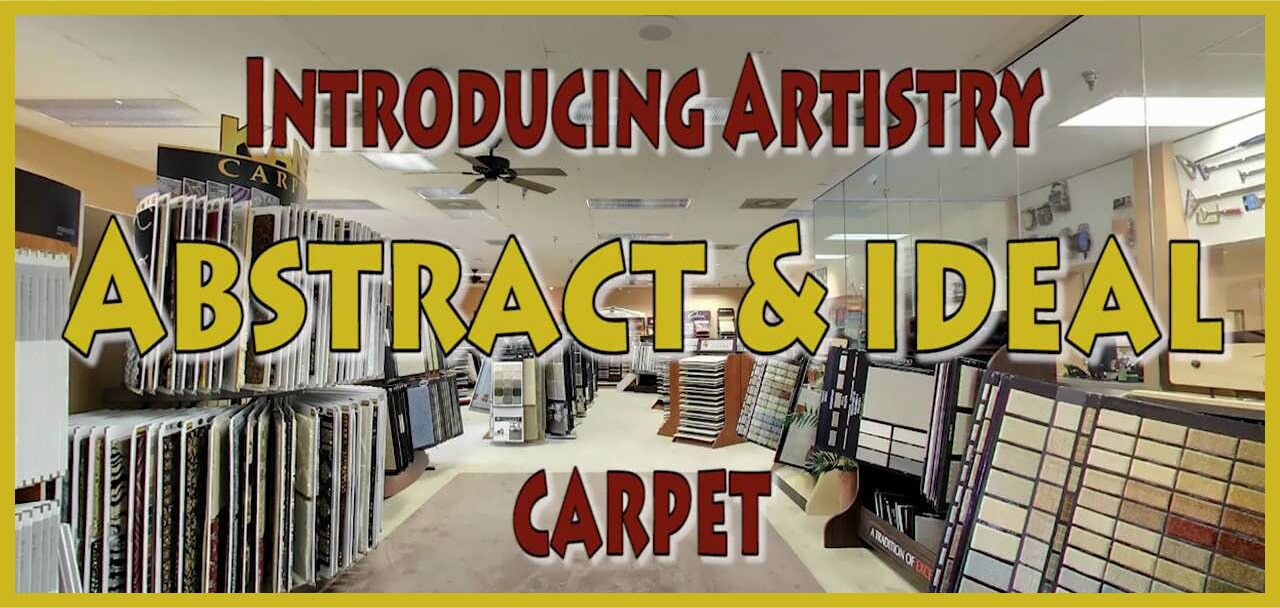 Introducing Artistry Abstract & Ideal Carpet at General Floor in Egg Harbor Township, NJ