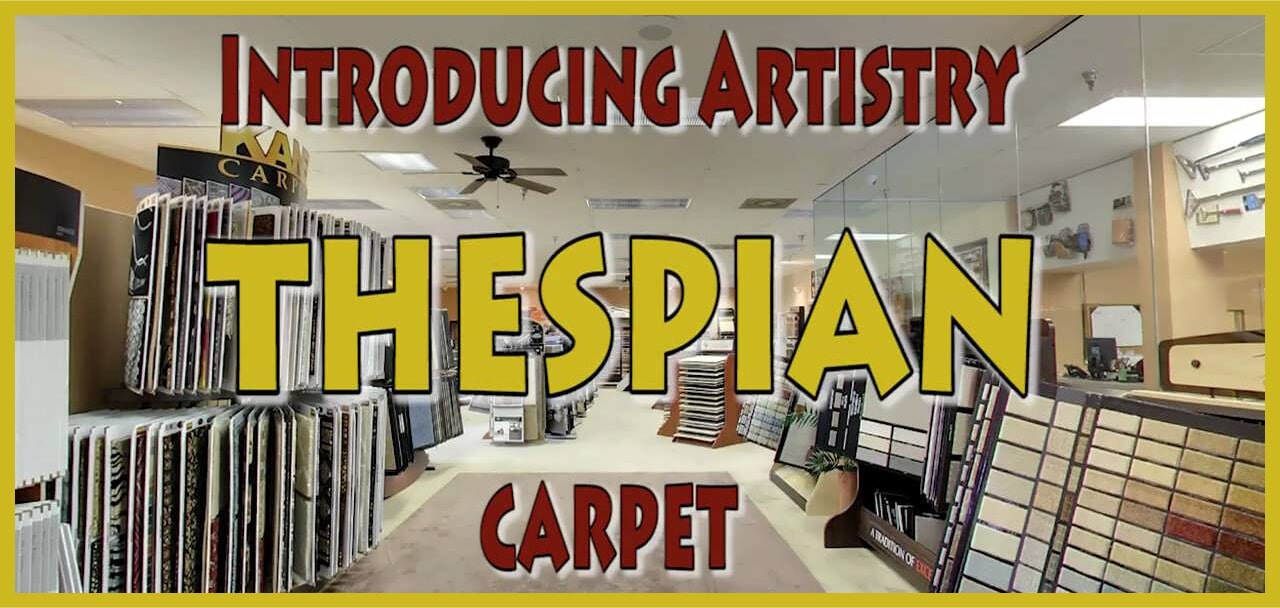 Introducing Artistry Thespian Carpet at General Floor in Bethlehem, PA