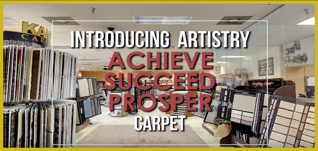 Introducing Achieve, Succeed, Prosper Carpet at General Floor in Lancaster, PA