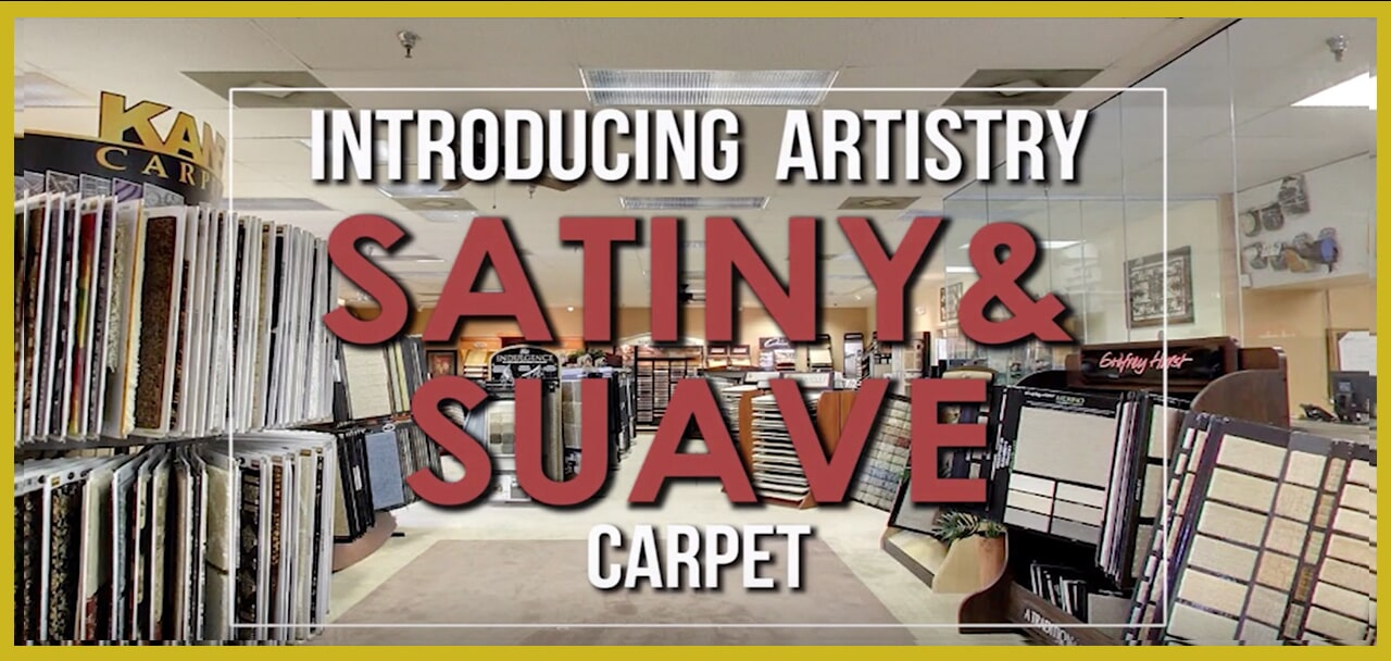Introducing Artistry Satiny & Suave Carpet at General Floor in Cherry Hill, NJ