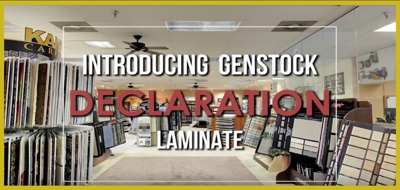 Introducing Genstock Declaration laminate flooring from MP Contract Flooring