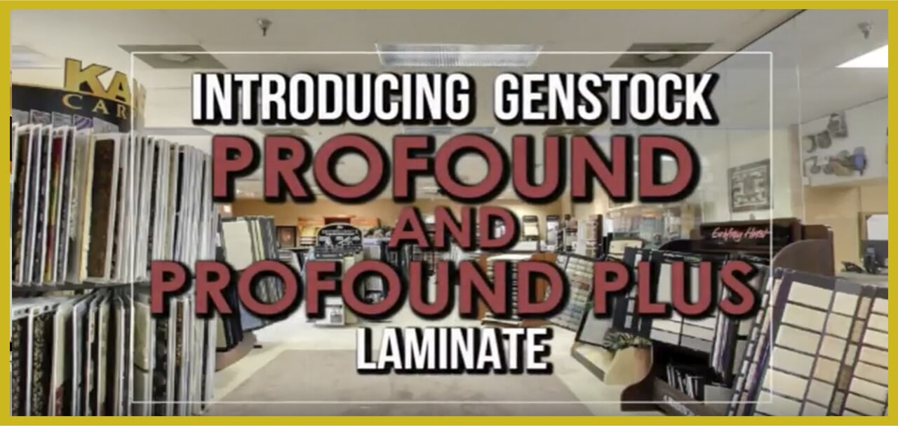 Introducing Genstock Profound & Profound Plus laminate flooring from MP Contract Flooring