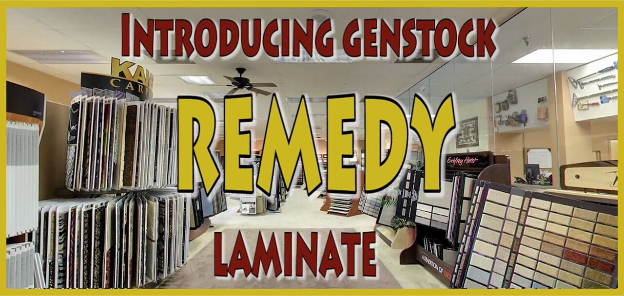 Introducing Genstock Remedy laminate flooring from MP Contract Flooring