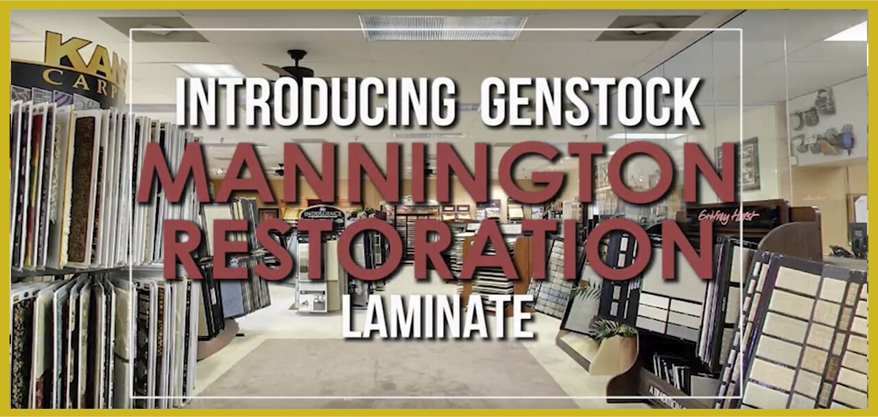 Introducing Mannington Restoration laminate flooring from MP Contract Flooring