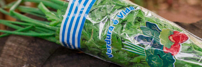 Embalagens para Verduras