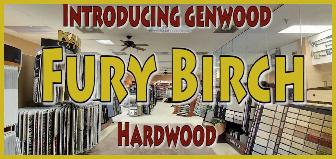 Introducing Genwood Fury Birch Hardwood at MP Contract Flooring in Kenilworth, NJ