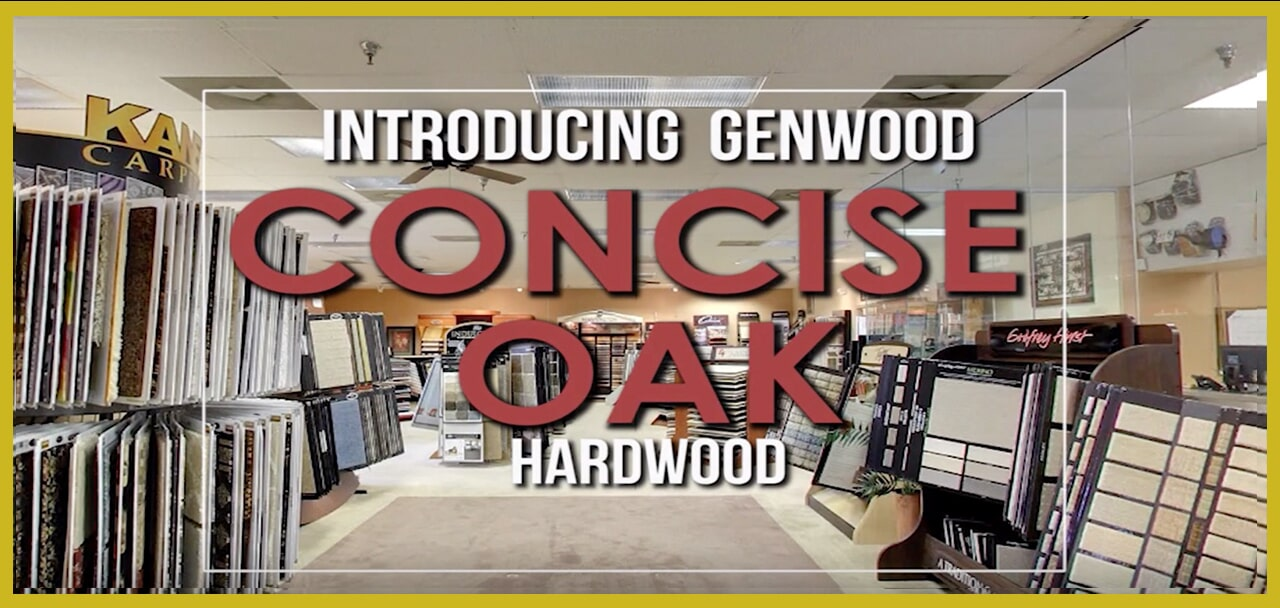 Introducing Genwood Concise Oak Hardwood at MP Contract Flooring in Lawrenceville, NJ