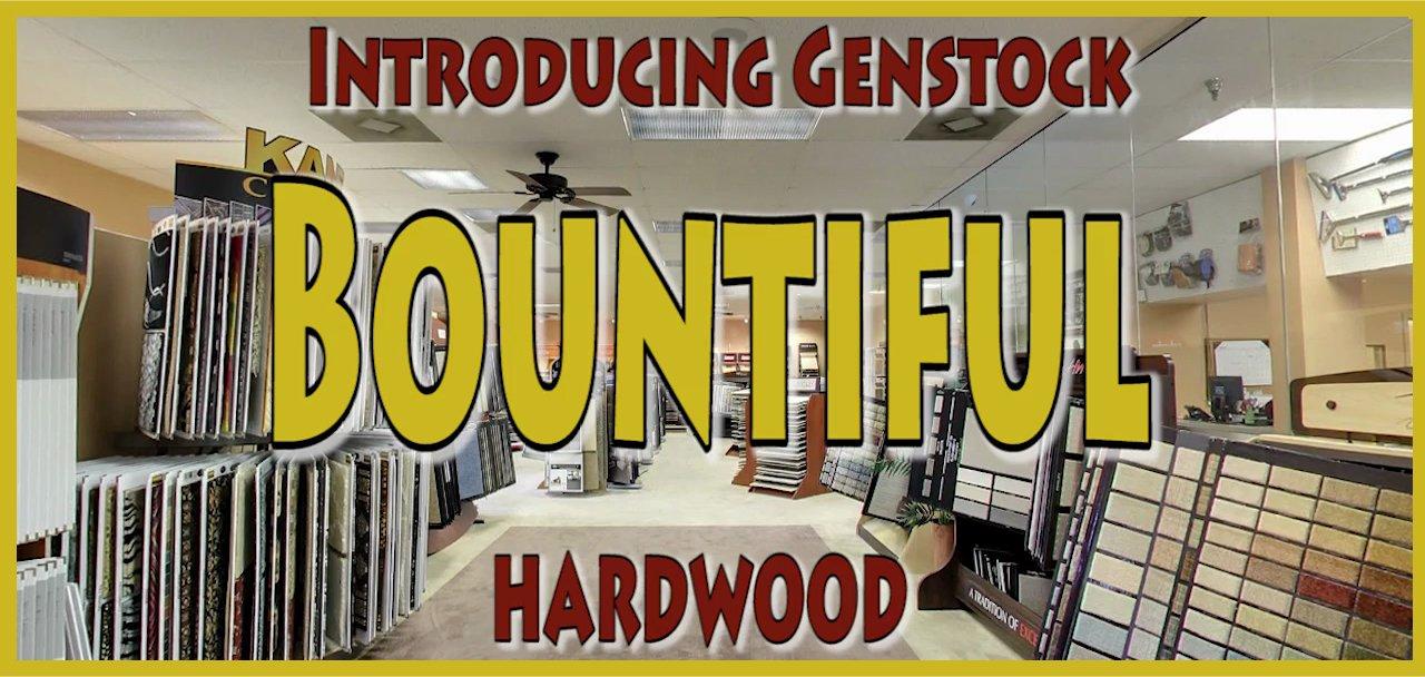 Introducing Genwood Bountiful Hardwood at MP Contract Flooring in Bellmawr, NJ