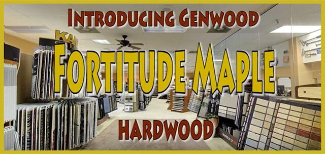 Introducing Genwood Fortitude Maple Hardwood at MP Contract Flooring in Hackensack, NJ