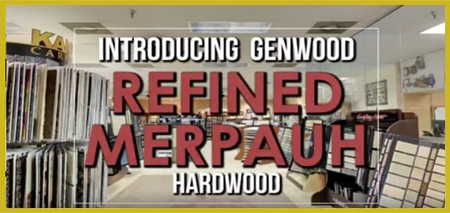 Introducing Bruce Refined Merpauh Hardwood at MP Contract Flooring in Holmes, PA