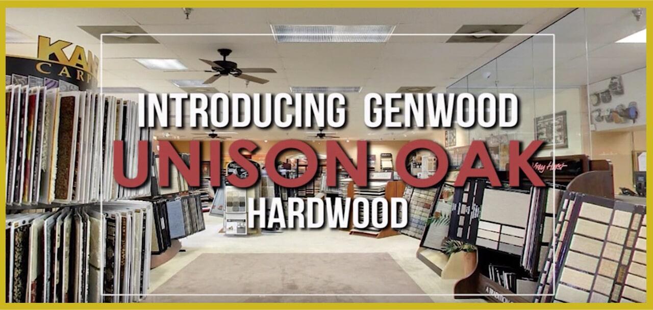 Introducing Bruce Genwood Unison Oak Hardwood at MP Contract Flooring in Hatboro, PA