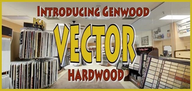 Introducing Genwood Vector Hardwood at MP Contract Flooring in West Chester, PA