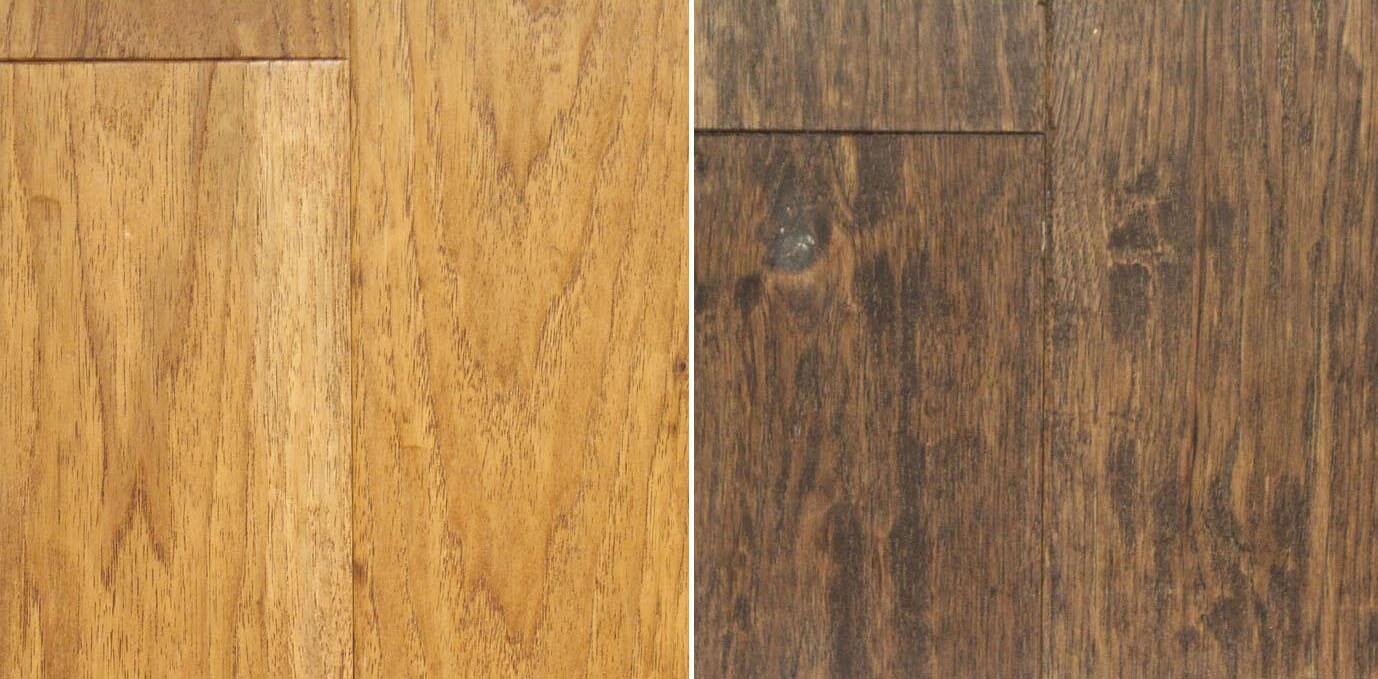 Genwood Prospect Hickory Hardwood from General Floor in New Castle, DE