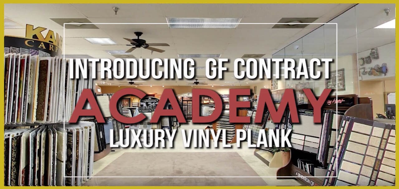 Introducing Contract Academy LVP from MP Contract Flooring in Lakewood, NJ