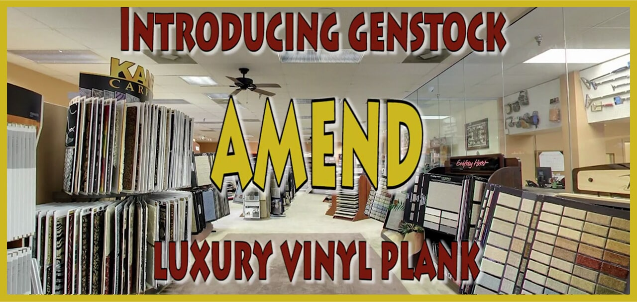 Introducing Genstock Amend LVP from MP Contract Flooring in Lancaster, PA
