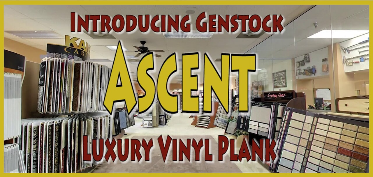 Introducing Genstock Ascent LVP from MP Contract Flooring in Edison, NJ