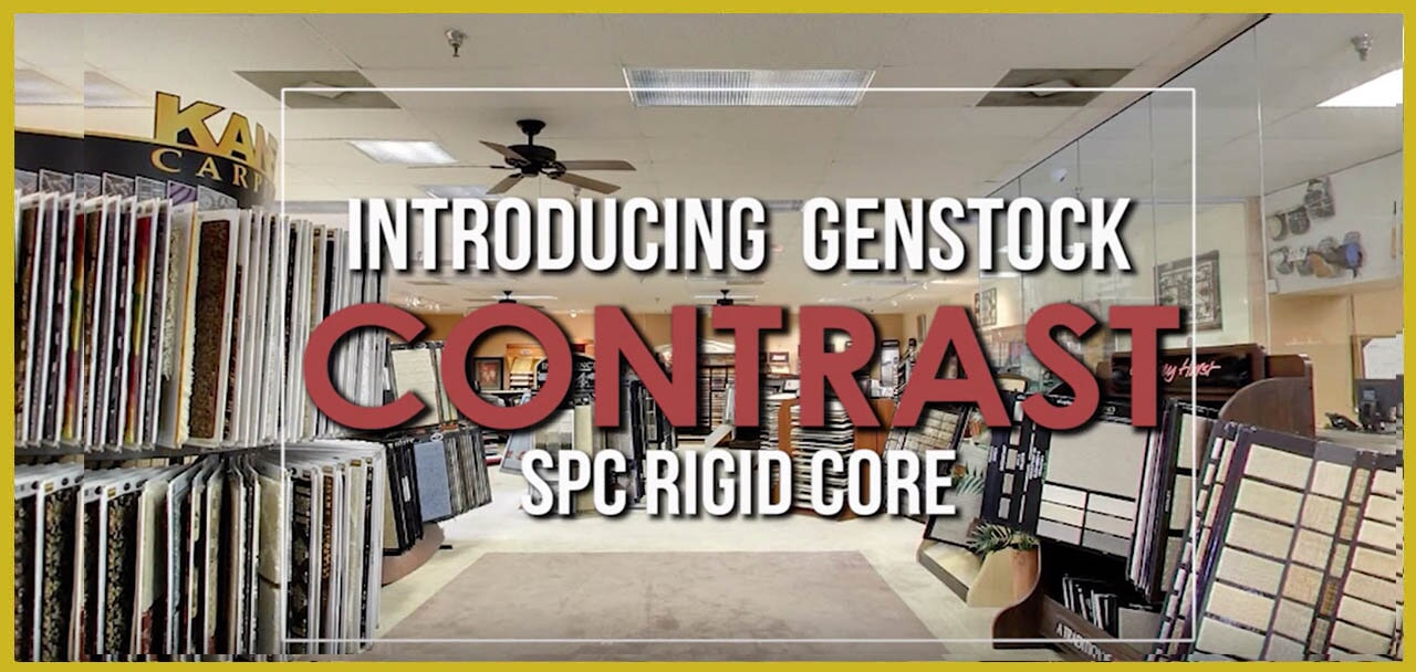 Introducing Genstock Contrast SPC from MP Contract Flooring in Lawrenceville, NJ