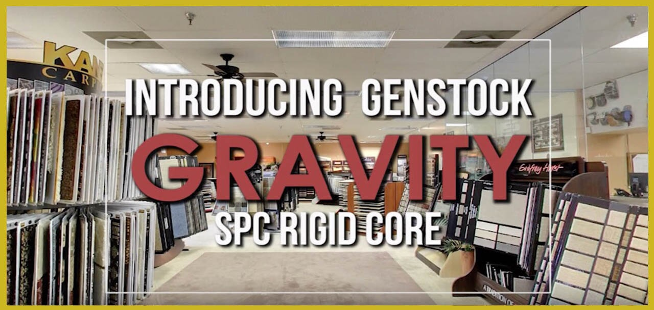 Introducing Genstock Gravity SPC from MP Contract Flooring in Pennsauken Township, NJ