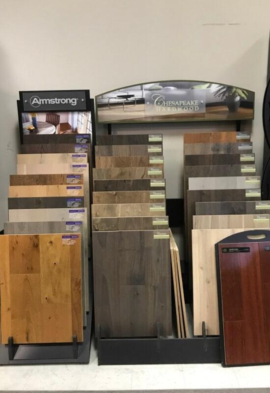 Hardwood flooring from The Wholesale Flooring in Oak Island, NC