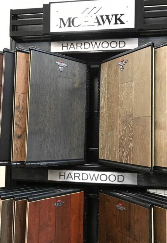 Mohawk hardwood flooring from The Wholesale Flooring in Loris, SC