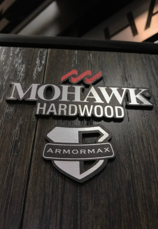 Mohawk hardwood from The Wholesale Flooring in Conway, SC