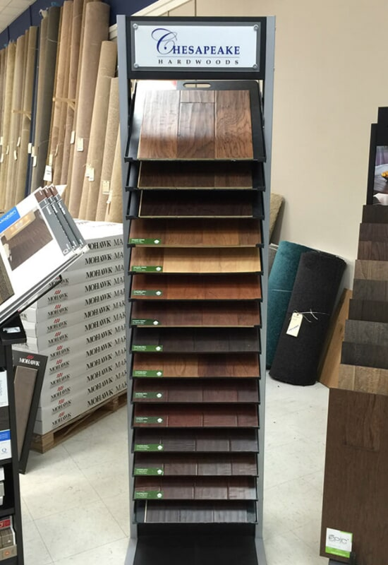 Chesapeake hardwood flooring from The Wholesale Flooring in North Myrtle Beach, SC