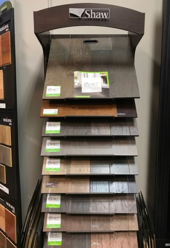 Shaw hardwood from The Wholesale Flooring in Myrtle Beach, SC