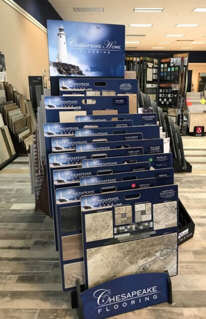 Chesapeake flooring from The Wholesale Flooring in Conway, SC
