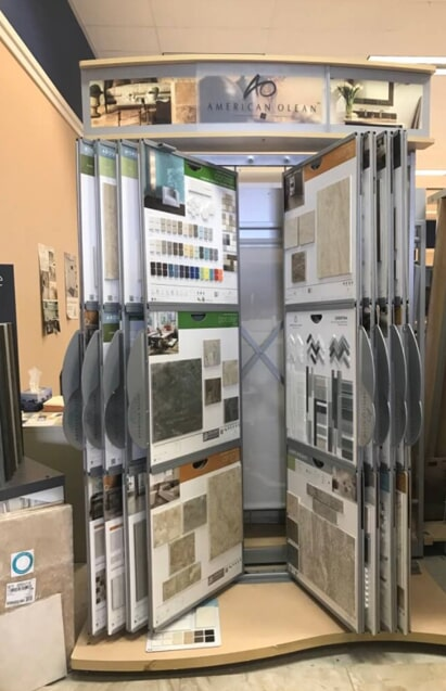 Tile flooring from The Wholesale Flooring in Loris, SC