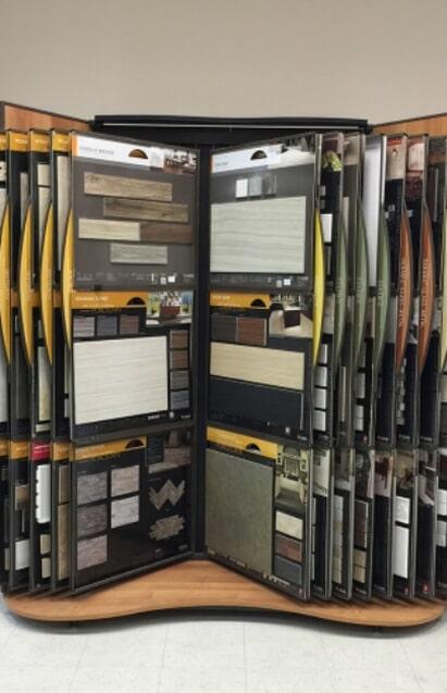 Tile flooring from The Wholesale Flooring in Oak Island, NC