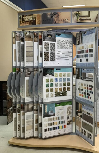 American Olean tile flooring from The Wholesale Flooring in Horry County, SC