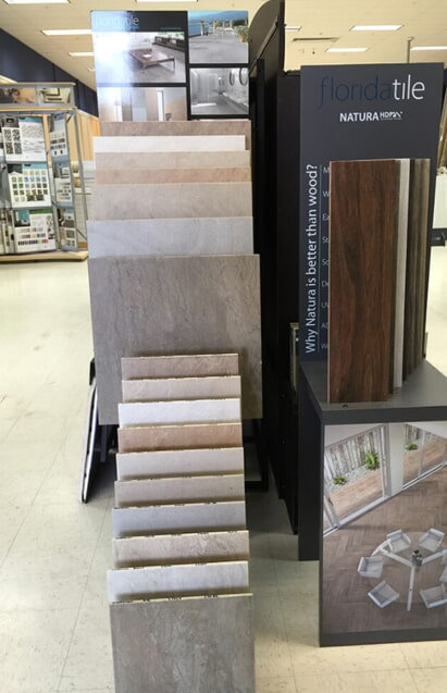 Florida tile from The Wholesale Flooring in Horry County, SC