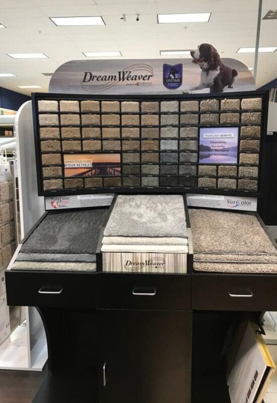 Dream Weaver carpet from The Wholesale Flooring in Little River, SC