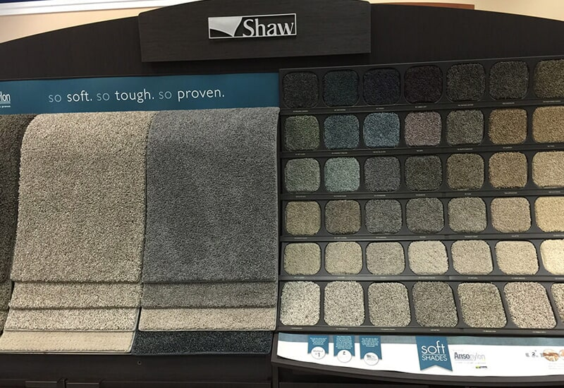 Shaw carpet from The Wholesale Flooring in Myrtle Beach, SC