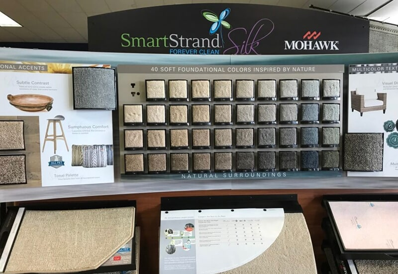 SmartStrand carpet from The Wholesale Flooring in North Myrtle Beach, SC