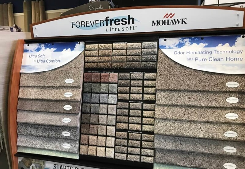 ForeverFresh carpet from The Wholesale Flooring in Conway, SC