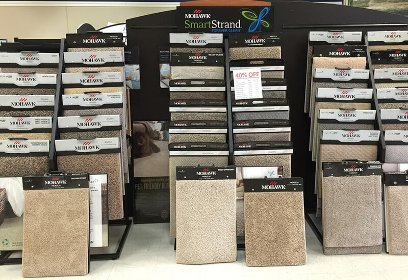Mohawk carpet from The Wholesale Flooring in Oak Island, NC